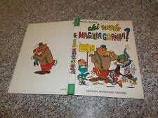 CHI VUOLE MAGILLA GORILLA? l'intrepida comics MONDADORI 1°EDIZIONE 1970 OTTIMO