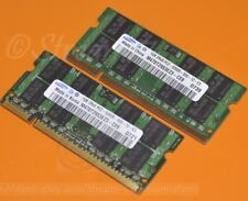 2GB DDR2 (2x 1GB) Laptop Memory for HP Compaq Presario V6000 Notebook PC