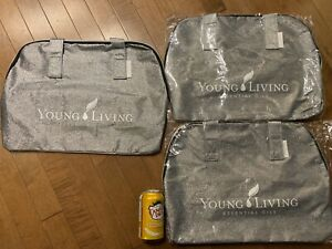 Young living silver totes (x3)