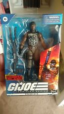 ???GI Joe Classified Series #11 Roadblock! SM Cobra Island Target Exclusive!!