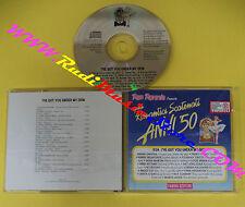 CD QUEI ROMANTICI SCATENATI ANNI 50 I'VE GOT YOU UNDER MY SKIN 33A COMPILAT(C30)