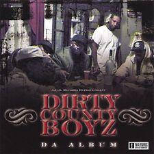 Dirty County Boyz: Da Album (CD, 2006, Explicit) - Usually ships in 12 hours!!!
