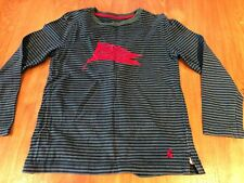 Joules Boys Long Sleeved Striped Top Age 5 Years