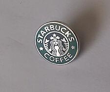 "Vintage Starbucks 5/8"" Tie Tack / Lapel Pin"
