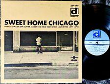 BLUES LP: SWEET HOME CHICAGO Delmark 618 1st pressing Magic Sam, Luther Allison