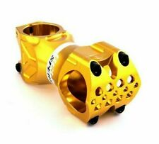 Relic Spear 31.8mm MTB Bike Stem Gold, Blue or Red