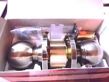 USCAN GRADE 2 ENTRANCE SET Antique Brass 609