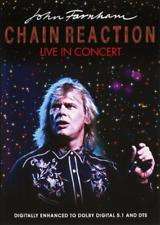 JOHN FARNHAM Chain Reaction Live In Concert DVD BRAND NEW PAL Region 0