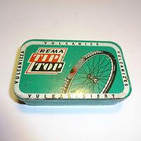 Envase Lata Lata caja de metal REMA Tip Top