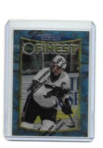 1994-95 TOPPS FINEST WAYNE GRETZKY WITH COATING