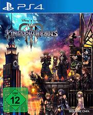 Disney Kingdom Hearts III / 3 für Playstation 4 PS4 | NEUWARE | DEUTSCHE VERSION