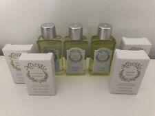 Mistral Verbena Hotel Amenities Shampoo Body Wash Face Soap Lot of 7