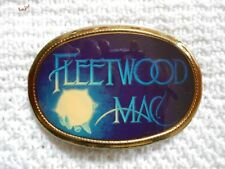 FLEETWOOD MAC~VINTAGE 1977 PACIFICA BELT BUCKLE EXCELLENT CONDITION