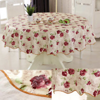 Washable Table Covers Kitchen Dining Protectors Waterproof Tablecloth Home Decor
