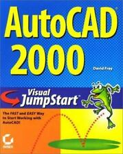 AutoCAD 2000 Visual Jumpstart-ExLibrary