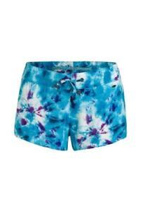 O'NEILL Beach-Shorts *Sunstroke* türkis-weiß-lila Gr.M Original Neu mit Etikett!
