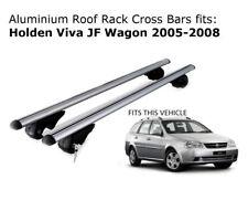 Aluminium Roof Rack Cross Bars fits Holden Viva JF Wagon 2005-2008