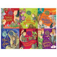 Kristina stephenson Sir Charlie Stinky Socks Series 6 Books Collection,the Reall