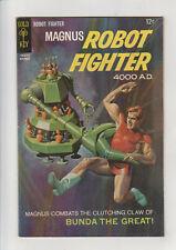 Magnus Robot Fighter #20  F+ 1967 Gold Key comic