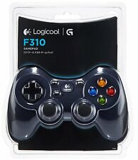 LOGICOOL Logitech Game Controller Pad F310r JAPAN import F/S NEW