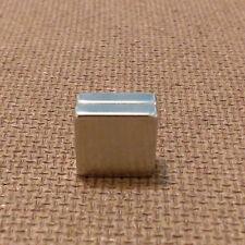 2 N45 Neodymium 1/4 x 1/4 x 1/8 inches Block/Bar Magnet.
