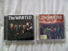 The Wanted - Wanted/Battleground (2cds)