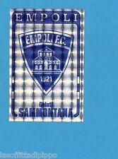 PANINI CALCIATORI 1985/86 -FIGURINA n.444- EMPOLI - SCUDETTO -Rec