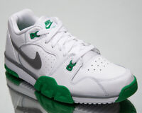 Nike Air Cross Trainer Low Men's White Grey Green Casual Lifestyle Sneakers Shoe