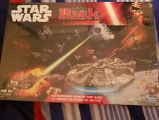 Star Wars B2355 Risk Game - 2-4 Players Family Board Edition Game