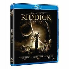 Pitch Black / The Chronicles Of Riddick - Dark Fury / The Chronicles Of Riddick…