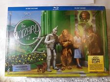 The Wizard of Oz 70th Anniversary ULTIMATE Blu-ray Disc Collector's Set # 35970