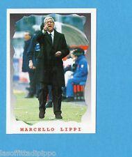 PANINI SUPERCALCIO 2000-Figurina n.4- LIPPI  ALLENATORE - NEW