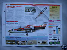 Aircraft of the World Card 26 , Group 9 - RFB Fantrainer