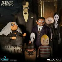 The Addams Family 5 Points Action Figure 2-Pack Half Case* FACTORY SEALED*