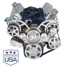 Small Block Ford Serpentine System All Inclusive SBF 289 302 351 Early Waterpump