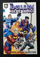 RARE The Amalgam Age Of Comics Marvel Collection TPB Graphic Novel DC Marvel