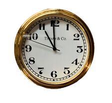 Stunning Vintage Tiffany Travel Clock