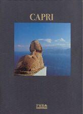 Luciano Romano fotografo Capri FMR testo spagnolo