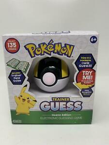 Pokemon - TRAINER GUESS - Hoenn Edition - Electronic Guessing Game