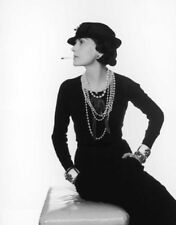 Coco Chanel UNSIGNED photo - L8421 - French fashion designer and businesswoman