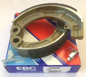 EBC FRONT or REAR Brake Shoes (1 Pair) Fits VESPA PX125 / PX150 / PX200