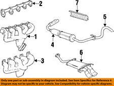 Genuine Chrysler 5290111AA Exhaust Manifold Clamp