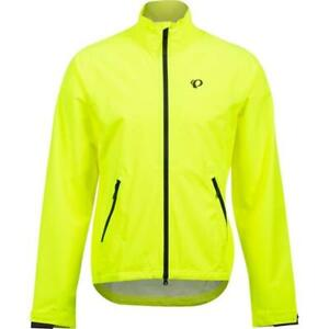 Pearl Izumi Mens Monsoon WxB Waterproof Cycling Jacket Yellow