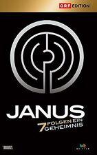 JANUS (Alexander Pschill, Franziska Weisz) 2 DVDs NEU+OVP