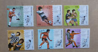1989 LAOS FOOTBALL WORLD CUP ITALY SET OF 6 MINT STAMP MNH
