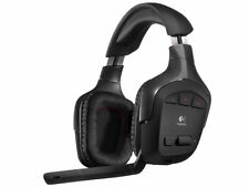 Logitech Wireless Gaming Headset G930 with 7.1 Surround Sound Certified