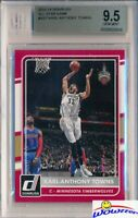 2015 Donruss #AS7 Karl-Anthony Towns All Star Limited Edition ROOKIE BGS 9.5 GEM