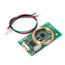 5V RFID Reader Wireless Module 125KHz EM4100 8CM UART 3Pin - UK seller