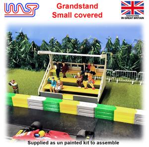 WASP - Grandstand, Spectator, Track, Scenery, 1/32 scale, laser cut