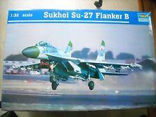 Trumpeter-1/32-2224-SUKHOI SU-27 FLANKER B